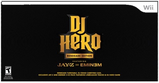 תמונה של Wii: DJ HERO RENEGADE EDITION