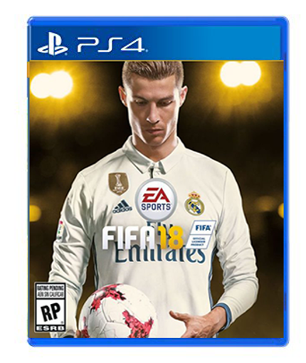 Picture of Ps4 Fifa 18