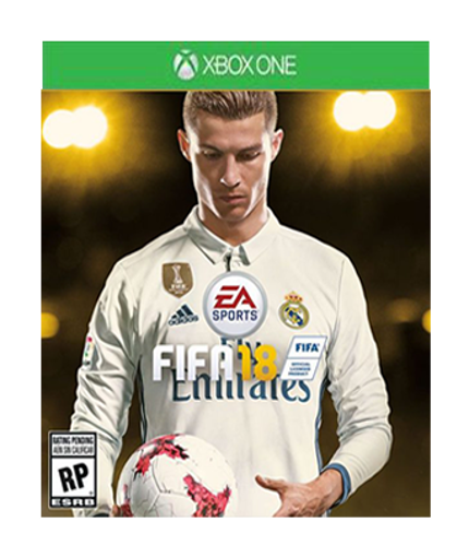 Picture of Xbox one Fifa 18