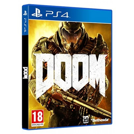 Picture of PS4 Doom
