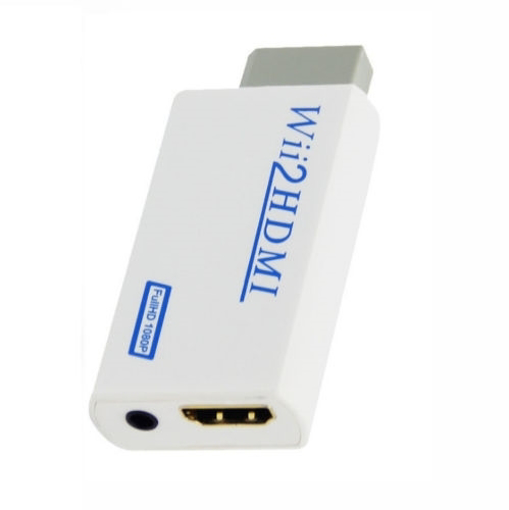 Picture of מתאם Wii2HDMI converter Adapter Wii to HDMI Audio HDMI 1080P 720P