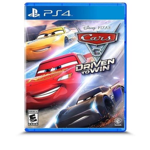 תמונה של PS4 Cars 3 driven to win