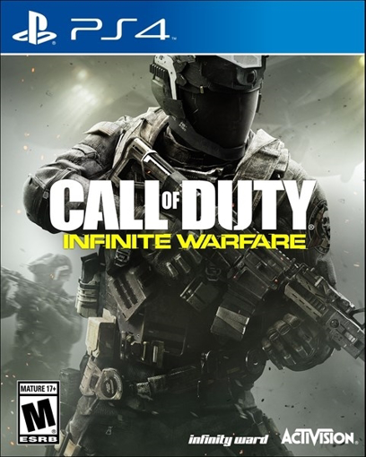Picture of PS4 Call of duty Infinite warfare