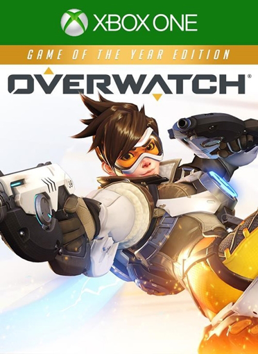 Picture of Xbox One Overwatch Game Of The Year Edition