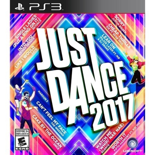 Picture of Ps3 just dance 2017