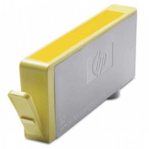 תמונה של ראש דיו צהוב תואם CZ112AE-655XL HP