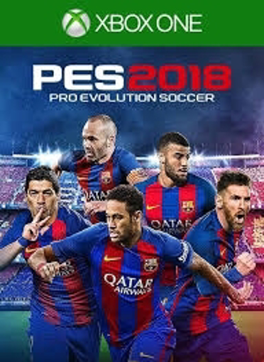 Picture of XBOX ONE Pro Evolution Soccer 2018