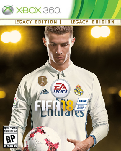 Picture of Fifa 18 Legacy Edition Xbox 360