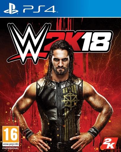 תמונה של WWE 2K18 PS4