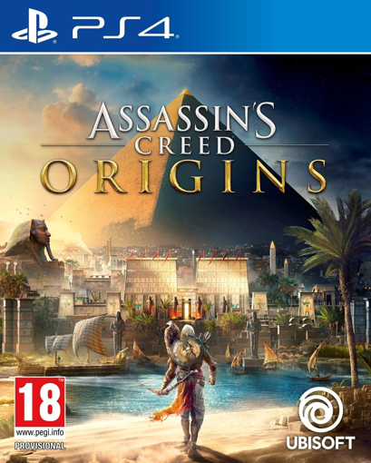 Picture of PS4 Assassins Creed Origins Standard Edition