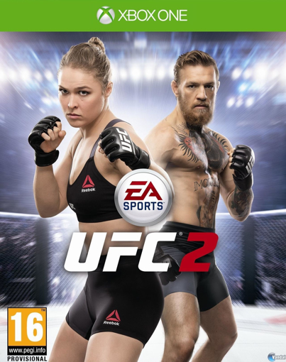 Picture of xbox one ufc 2