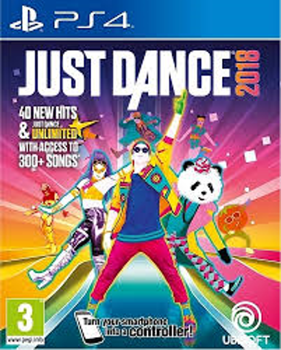 Picture of Ps4 Just dance 2018