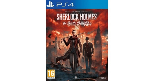 Picture of SHERLOCK HOLMES THE DEVILS DAUGTHER