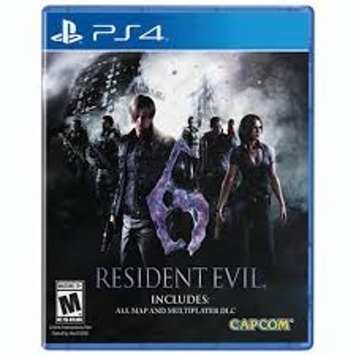Picture of Resident Evil 6