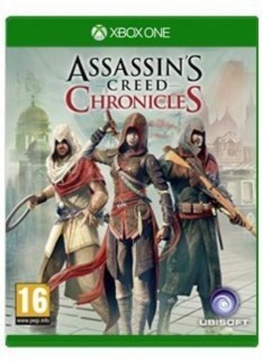 תמונה של xbox one assassin's creed chronicles