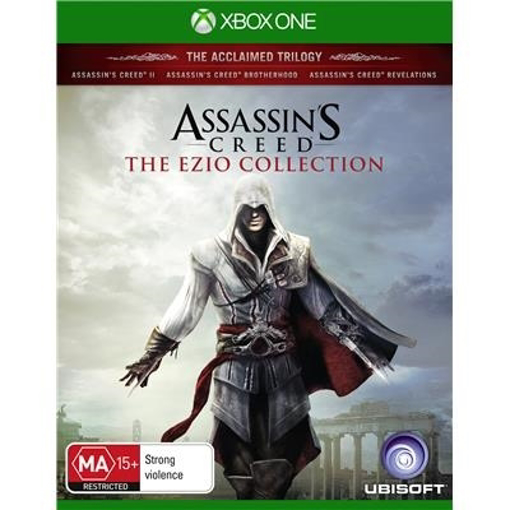Picture of xbox one Assassin's Creed The Ezio Collection