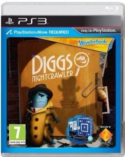 תמונה של Wonderbook Diggs Nightcrawler