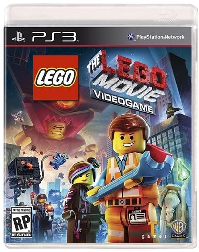 תמונה של PS3 LEGO MOVIE VIDEOGAME