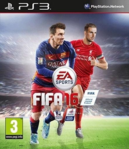 תמונה של PS3 FIFA 16