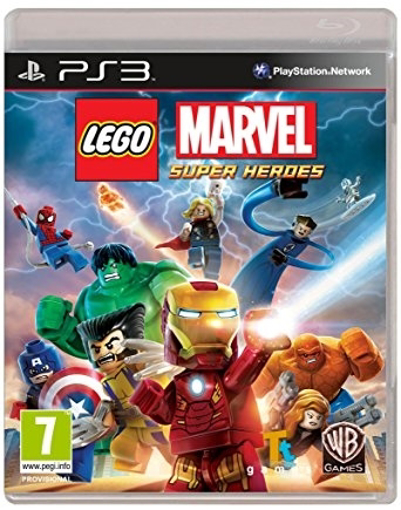 Picture of PS3 LEGO MARVEL SUPERHEROES
