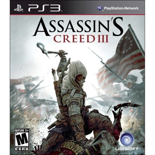 תמונה של PS3 ASSASSINS CREED 3