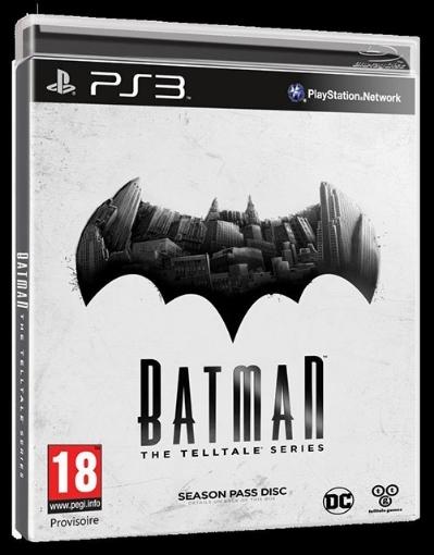 תמונה של PS3 BATMAN SERIES