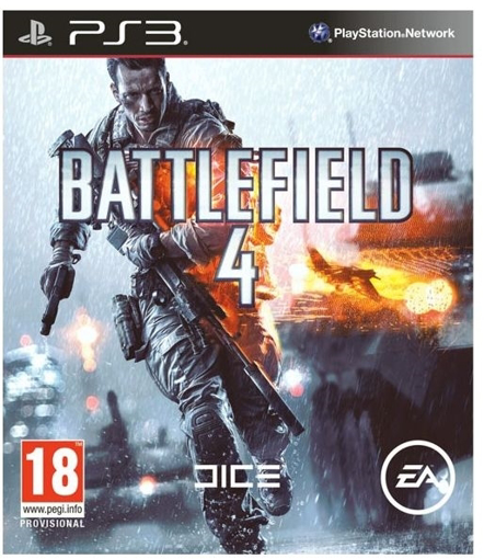 Picture of PS3 BATTLEFIELD 4