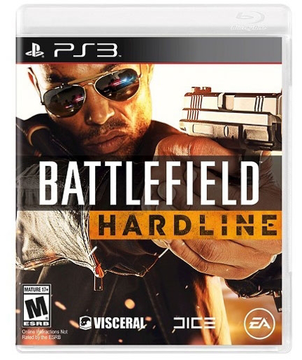 Picture of PS3 BATTLEFIELD HARDLINE