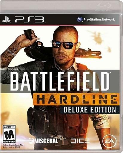 תמונה של PS3 BATTLEFIELD HARDLINE DELUXE