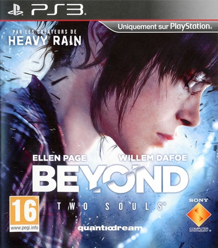 תמונה של PS3 BEYOND TWO SOULS