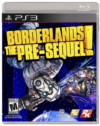 Picture of PS3 BORDERLANDS THE PRE SEQUEL