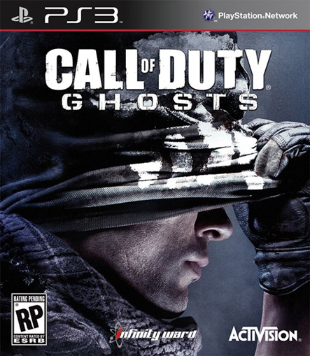 Picture of PS3 CALL OF DUTY GHOSTS