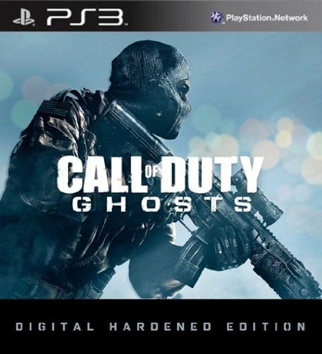 תמונה של PS3 CALL OF DUTY GHOSTS HARDENED EDITION