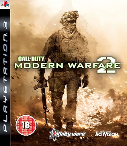 תמונה של PS3 CALL OF DUTY MODERN WARFARE 2