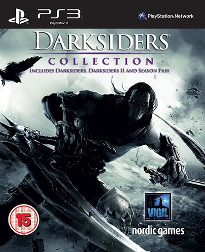 Picture of PS3 DARKSIDERS COLLECTION