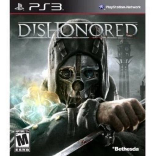 תמונה של PS3 DISHONORED