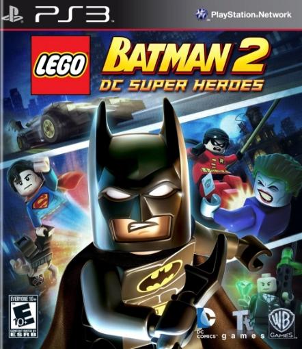 Picture of PS3 LEGO BATMAN 2