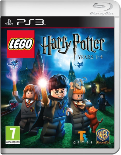 Picture of PS3 LEGO HARRY POTTER 1-4