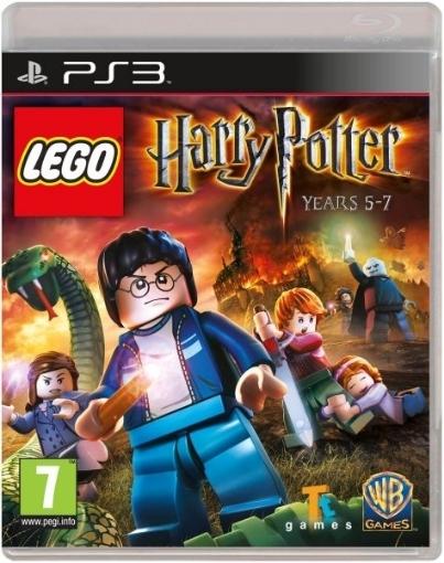 תמונה של PS3 LEGO HARRY POTTER 5-7