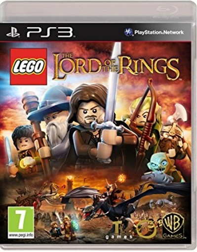 Picture of PS3 LEGO LORD OF THE RINGS