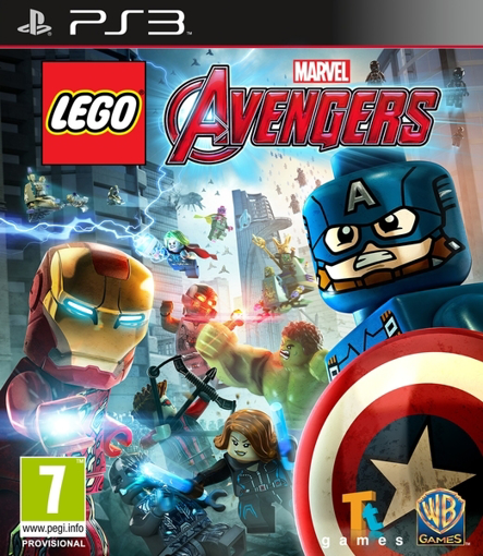 Picture of PS3 LEGO MARVEL AVENGERS