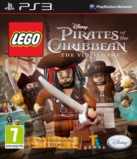 Picture of PS3 LEGO PIRATES OF THE CARIBBEAN