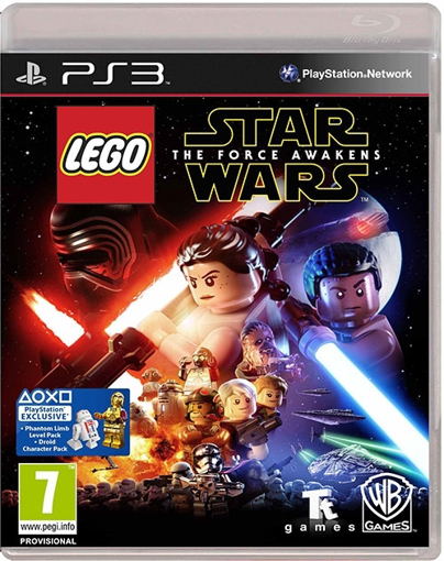 Picture of PS3 LEGO STAR WARS THE FORCE AWAKENS