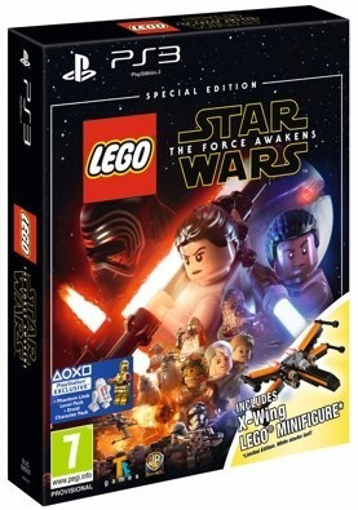 תמונה של PS3 LEGO STAR WARS THE FORCE AWAKENS TOY EDITION
