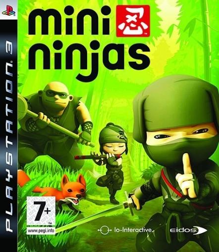 Picture of PS3 MINI NINJAS