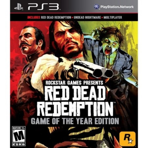 Picture of PS3 RED DEAD REDEMPTION GOTY