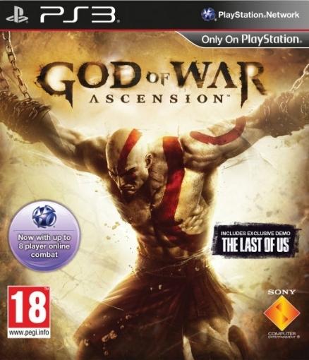 תמונה של PS3 GOD OF WAR ASCENSION
