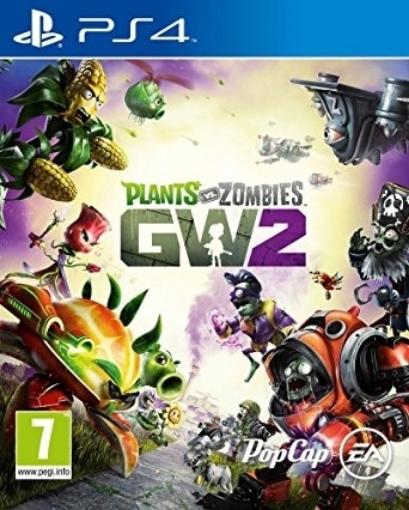 תמונה של PS4 Plants vs Zombies Garden Warfare  2