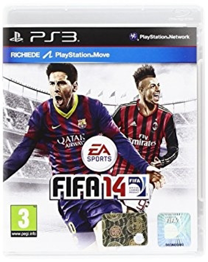 Picture of PS3 FIFA 14