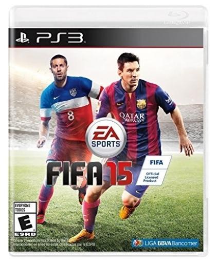 תמונה של PS3 FIFA 15